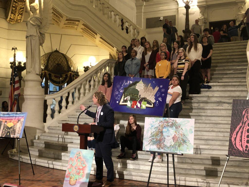 Pennsylvania Art Education Association » Leslie Grace